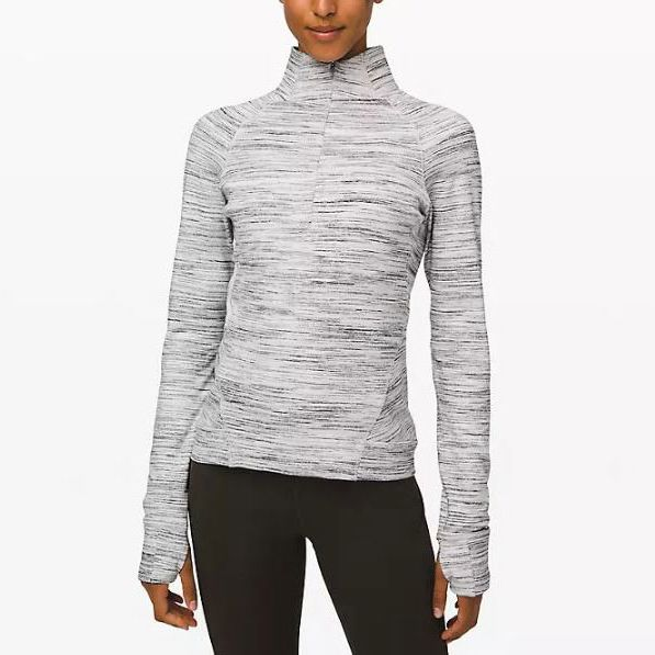 Lululemon Outrun the Elements 1/2 Zip