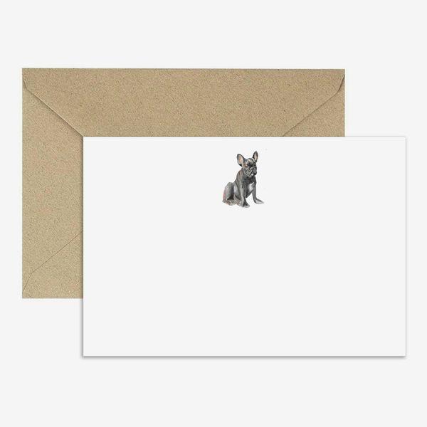 Samantha Lee Designs Custom Dog Stationery