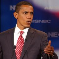 Democratic Presidential Candidates Debate At Dartmouth