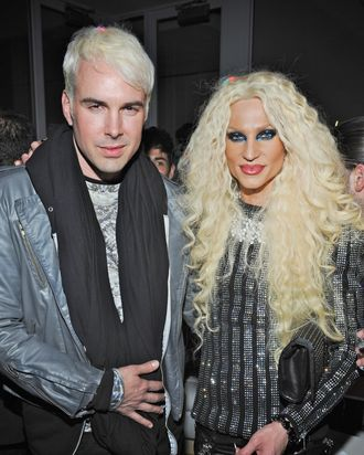 David Blond and Philippe Blond.