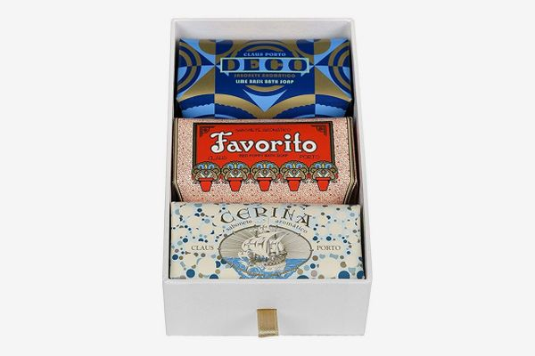 Claus Porto Soap Gift Box Deco Collection