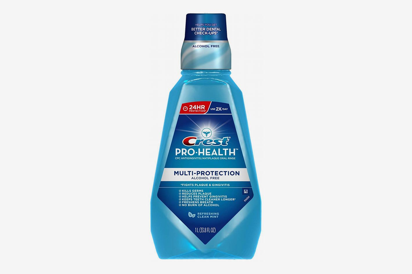 Best Alcohol-Free Mouthwash 2019