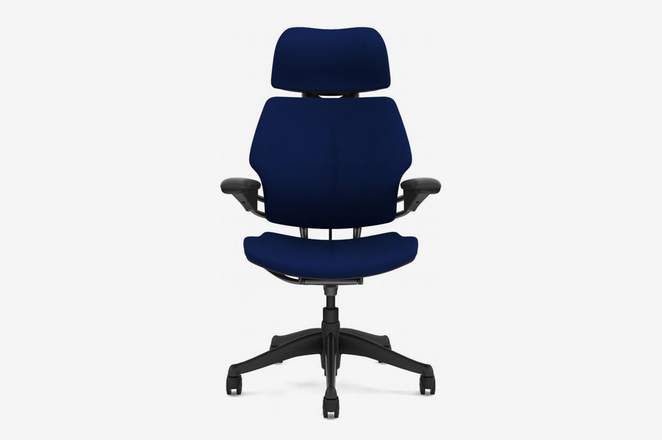 Ergonomic office chairs Green Humanscale Freedom Office Chair New York Magazine Best Ergonomic Office Chairs According To Doctors 2018
