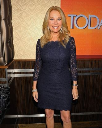 TV personality Kathie Lee Gifford attends the