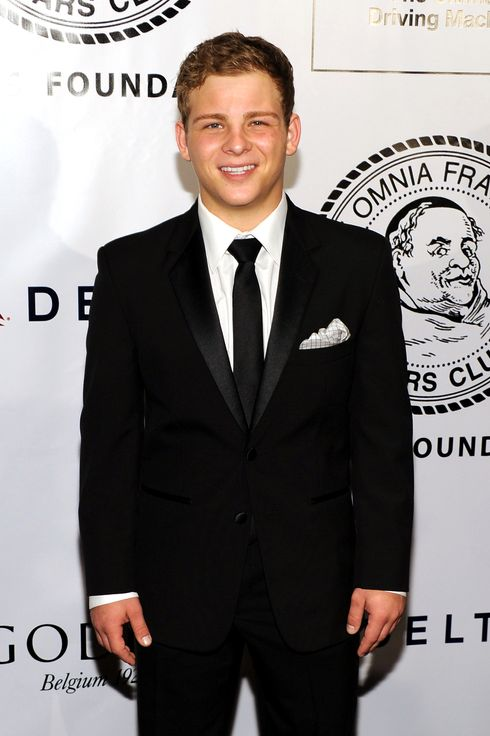 Actor Jonathan Lipnicki attends The Friars Club and Friars Foundation Honor of Tom Cruise