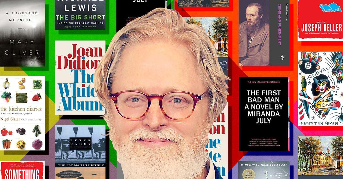 Tony McNamara's 10 Favorite Books