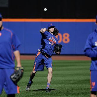 World Series Mets Baseball