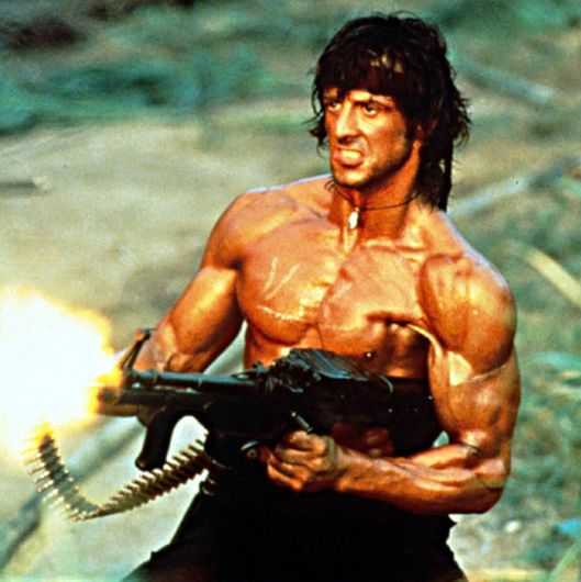 Fox Is Developing A Rambo Tv Show With Stallone Vulture