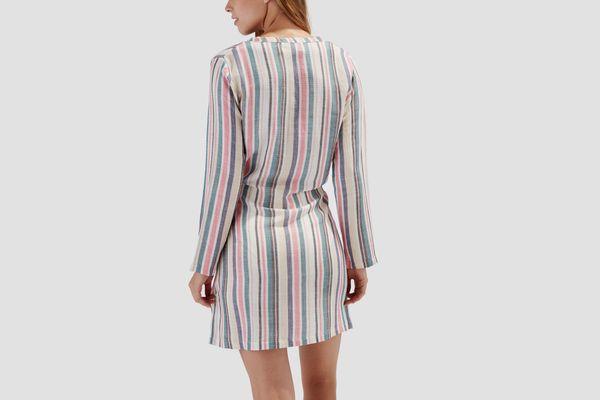 Solid & Striped Erin Robe