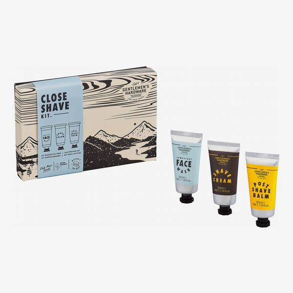 Wild and Wolf Close Shave Set