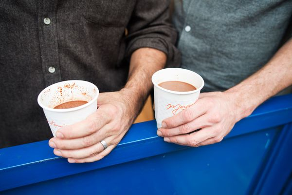 Get Ready for Chocolate-Spiked Bone Broth