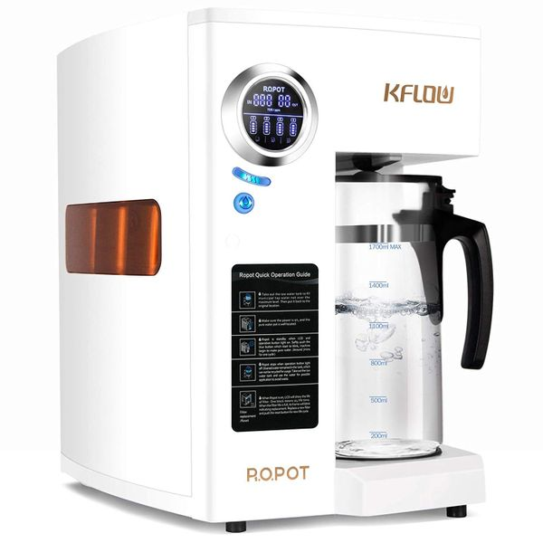 KFLOW Countertop Reverse Osmosis System