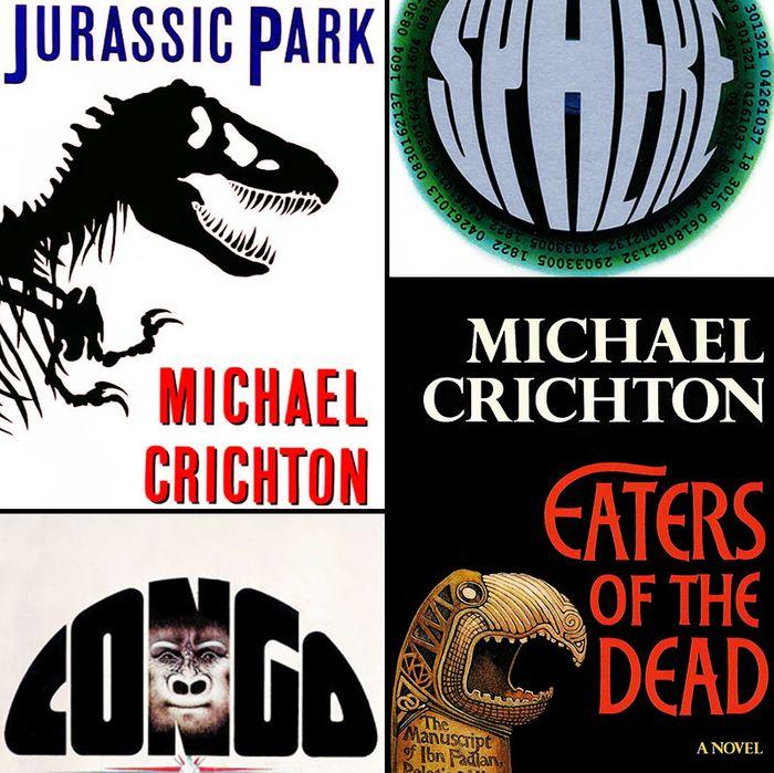 Ranking All 16 Michael Crichton Novels - Slideshow - Vulture