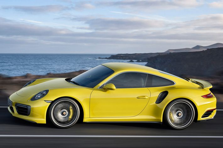 7 2016 Porsche 991 Turbo S 2 6 Seconds Legions Of 911 Fans Rejoiced When The Iconic Was Refreshed For Model Year
