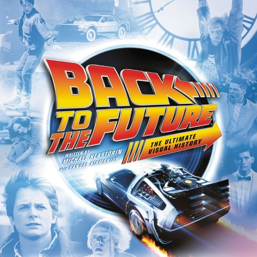 Alternate title for back to the future was suggested by the studio