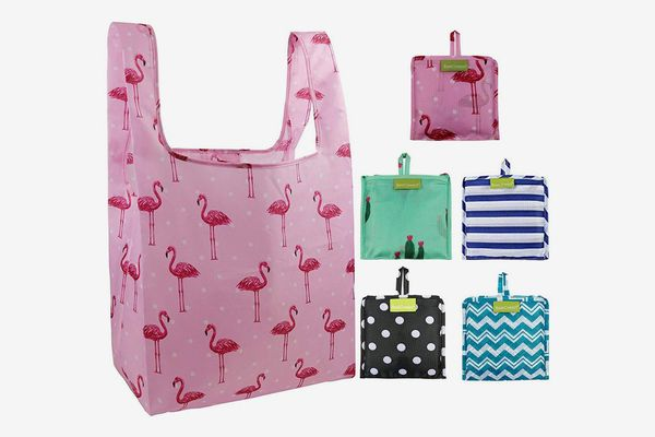 Foldable Reusable Grocery Bags