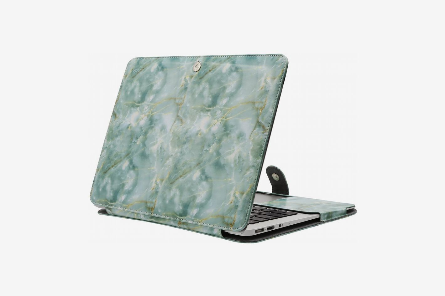 MOSISO PU Leather Case for MacBook Air 13 Inch