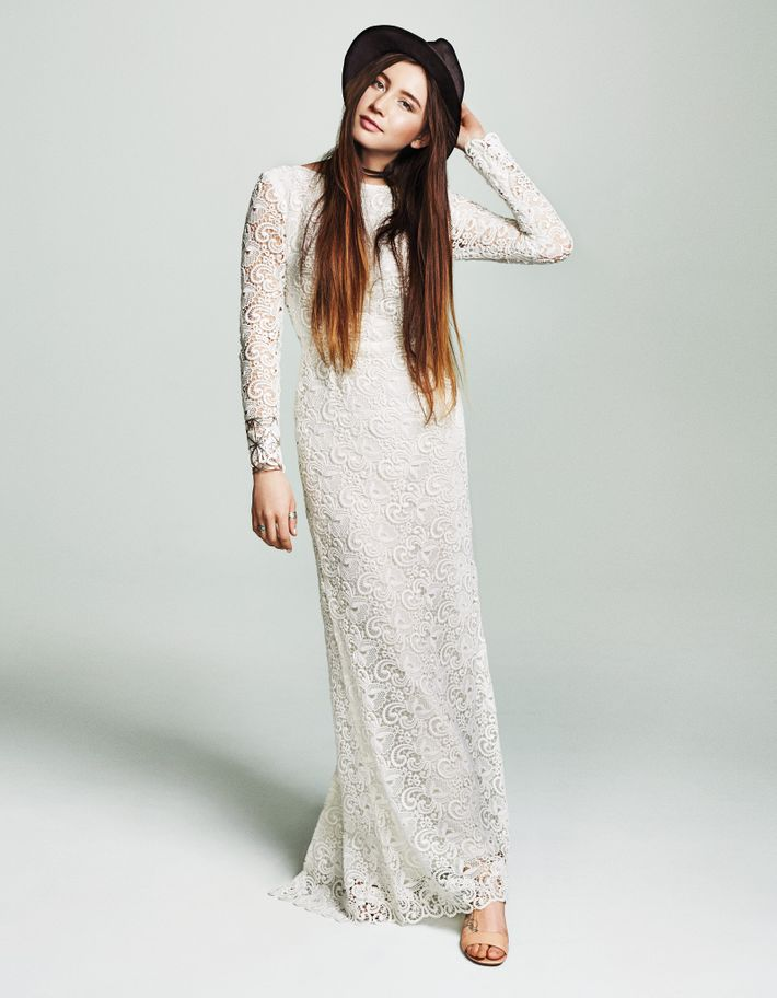 Modern Love  8 Fresh Takes on Classic Wedding Gowns 724d8ede7e48