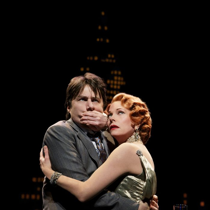 Bullets Over Broadway Act IWritten by Woody AllenSusan Stroman: Director and ChoreographerCredit Photo: Paul Kolnikstudio@paulkolnik.comnyc 212-362-7778