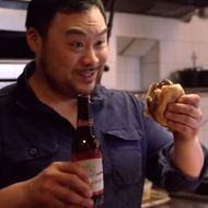 David Chang Says Australians 'F*ck Up Burgers More Than Anyone Else'