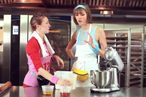 Watch Karlie Kloss, Christina Tosi, and Danny Bowien Bake Cookies in Spandex