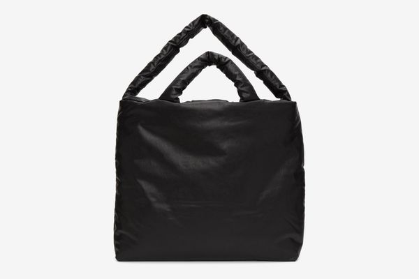 Kassl Editions Black Oil Tote