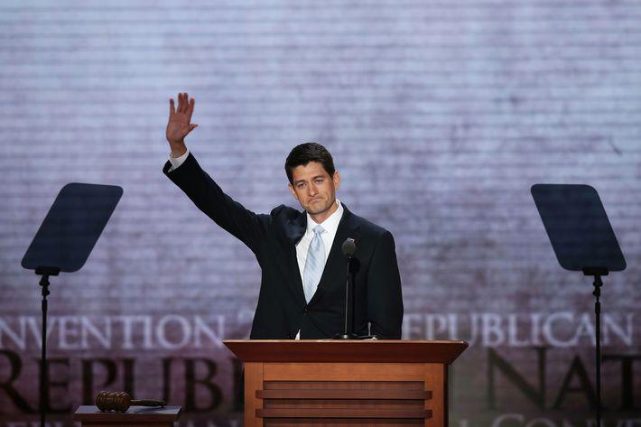 Paul Ryan's