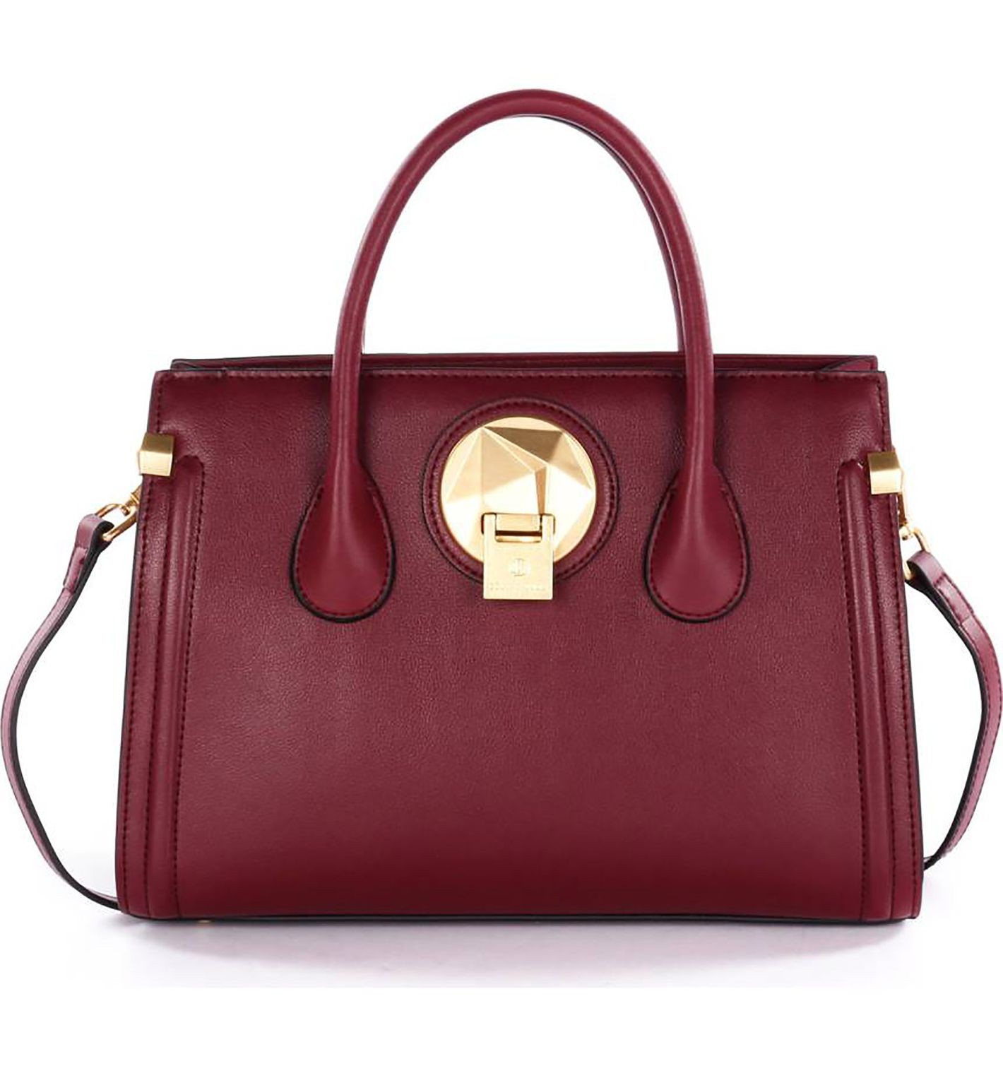Céline Dion Octave Leather Satchel