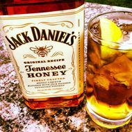 No more Jack Honey and gingers.
