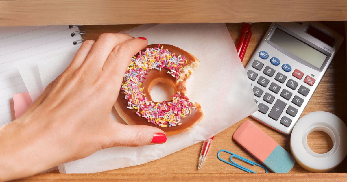 Why Do We Turn Into Snack Maniacs at Work?