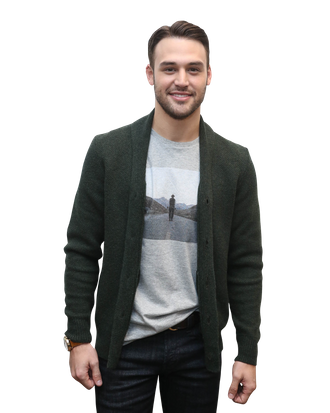 Ryan Guzman On The Boy Next Door And Why There Is So Much Talk Of Cookies