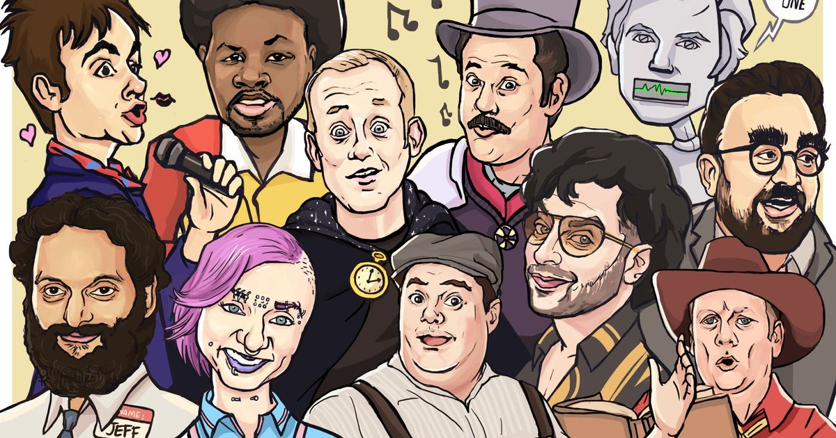 The 103 Best Characters in Comedy Bang! Bang! History