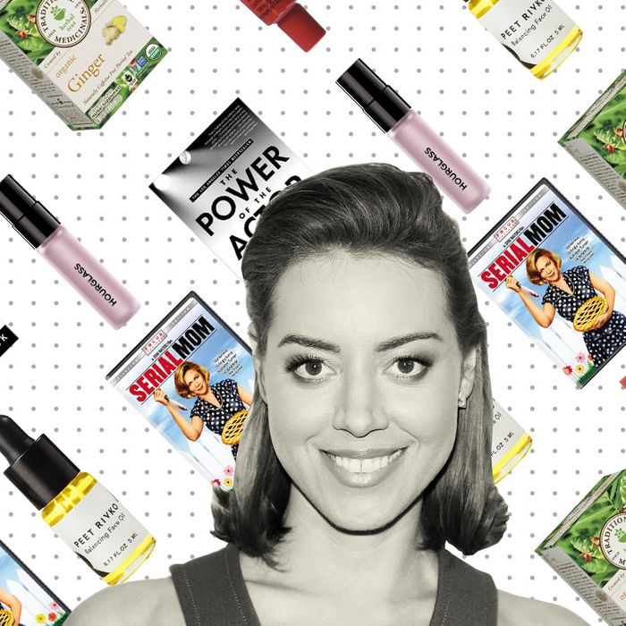 The 10 Household Items Aubrey Plaza Buys Online