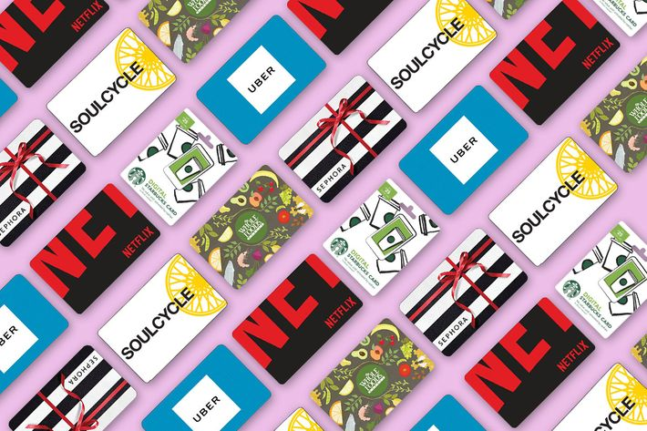 30 E-Gift Cards That Make Perfect Last-Minute Gifts