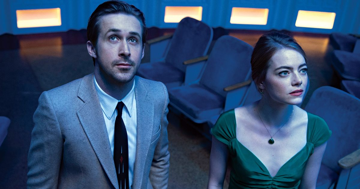 La La Land Salutes, and Updates, the Hollywood Musical Ryan Gosling Movies