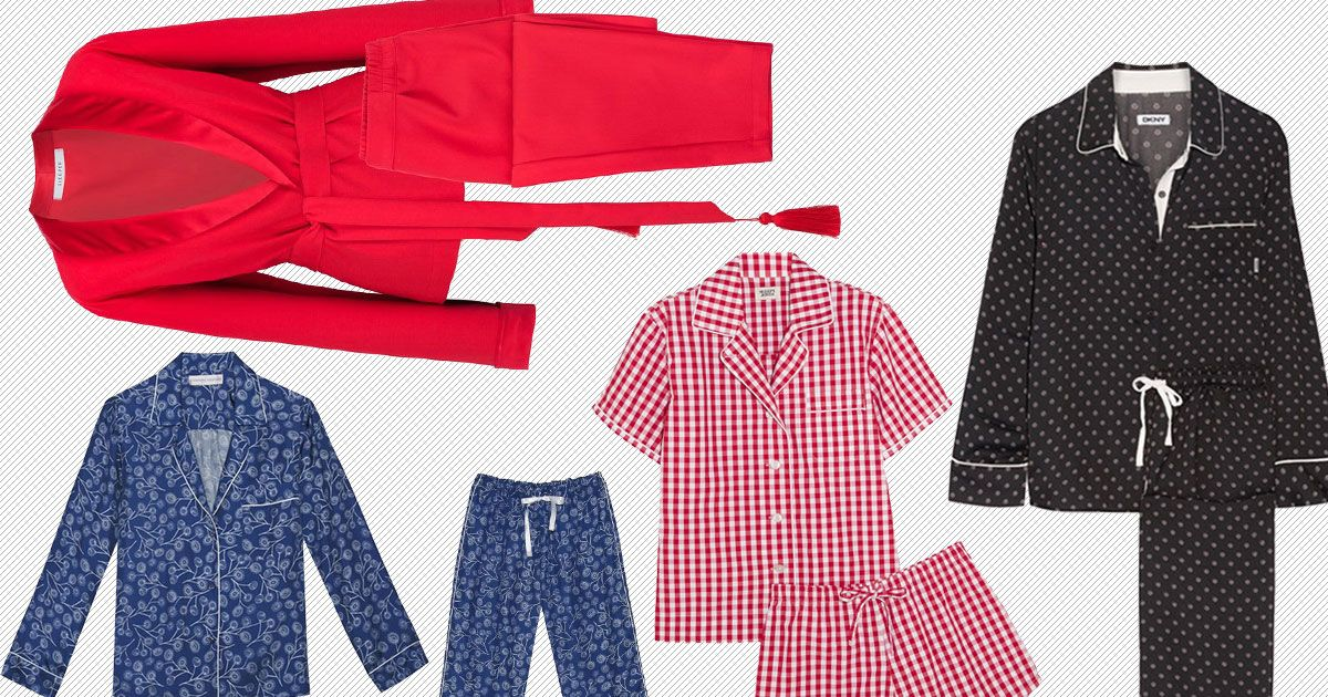 5e7579cf89 The Best Pajama Sets for the Holidays and More.