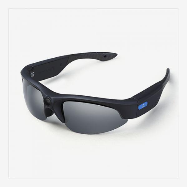 Zetronix 1080p HD Ultra-Wide-Angle Video-Recording Sunglasses