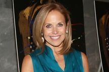 "Katie Couric attends ""EVOCATEUR: The Morton Downey Jr. Movie"" New York Premiere at Paley Center For Media on June 5, 2013 in New York City."