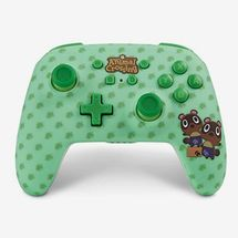 PowerA Enhanced Wireless Controller for Nintendo Switch (Timmy & Tommy Nook)