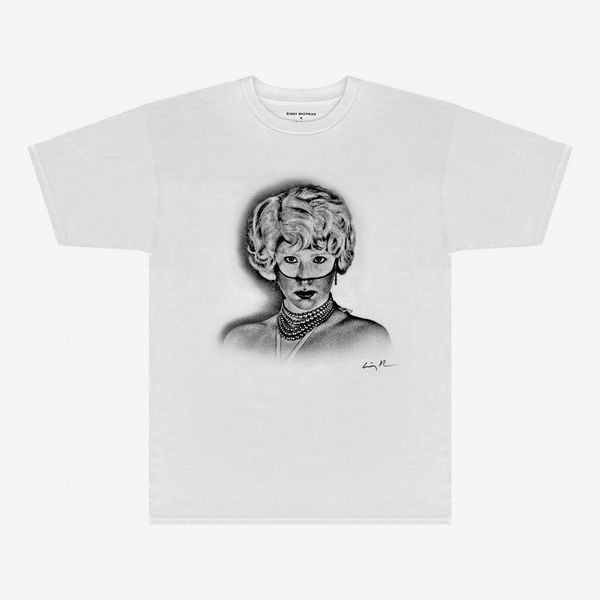 Cindy Sherman x Narciso Rodriguez Planned Parenthood Tee
