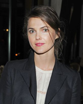 NEW YORK, NY - APRIL 06: Actress Keri Russell attends the after party for the New York screening of