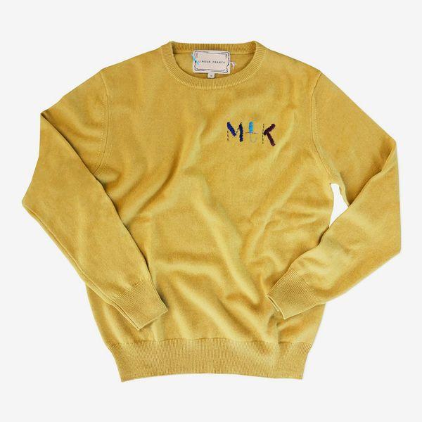 """MTK"" Sweater"