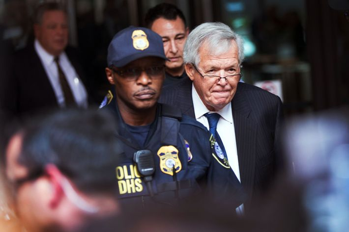 Dennis Hastert Arraigned On 3.5 Million Dollar Hush Money Case