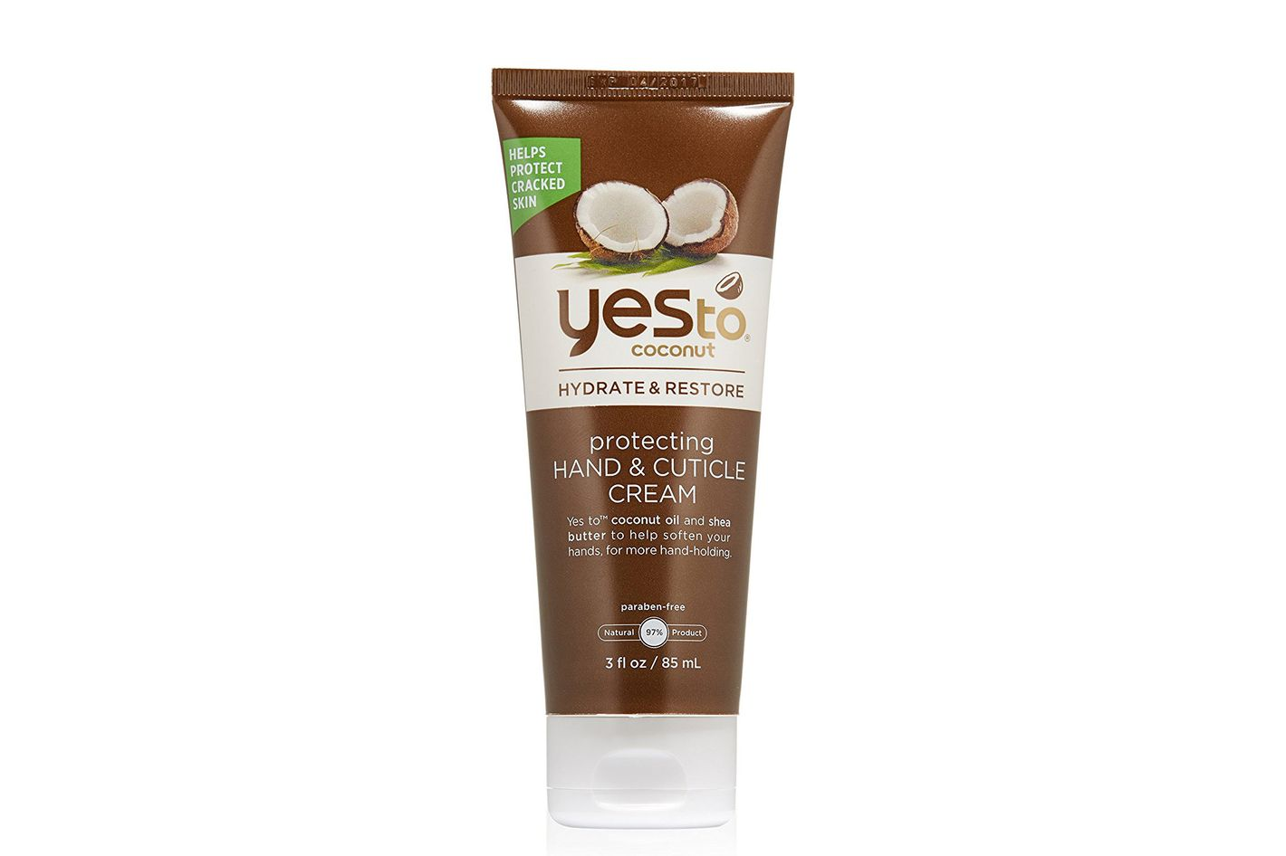 Yes to Coconut Hydrate and Repair Hand and Cuticle Cream