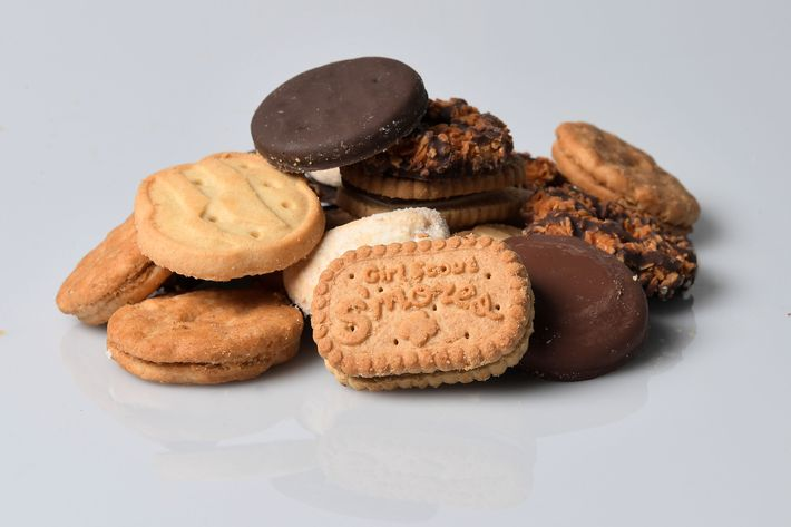 You can buy girl scout cookies on amazon but are they legit buy at your own risk solutioingenieria Choice Image