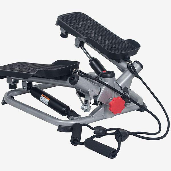 Sunny Health & Fitness Total Body Advanced Twist Stepper Machine