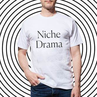 b42cf1ae This Week's Cut T-Shirts Are for Anyone Who Likes Drama