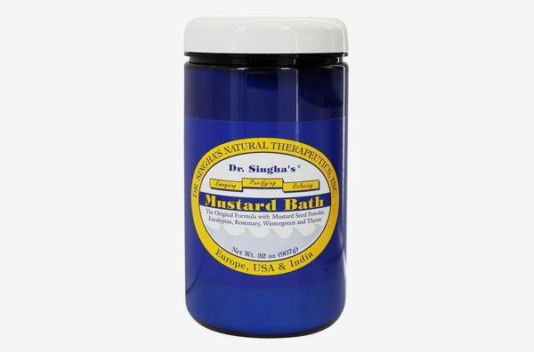 Dr. Singha's Mustard Bath, 8 oz.