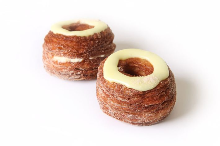 Put a Cronut on it.