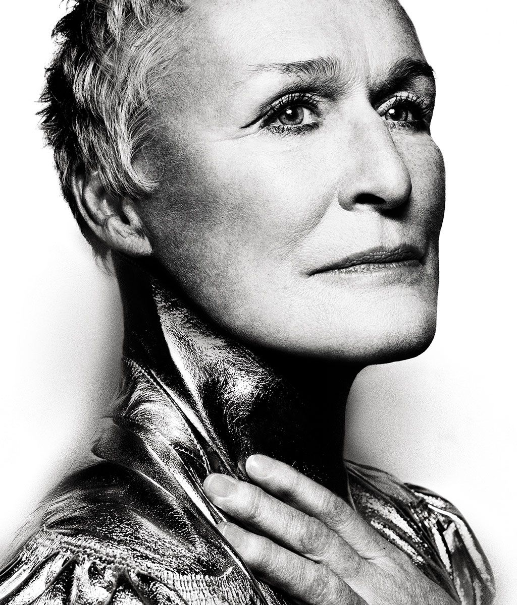 Glenn Close Is Ready for a Second Turn in Sunset Boulevard